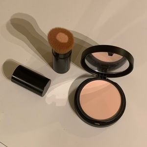 BareMinerals Powder Foundation & Retractable Brush